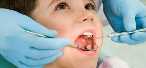 Как у детей меняются коренные зубы