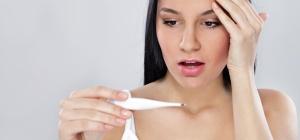 Как при беременности избавиться от повышенной температуры тела