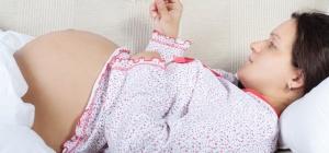 Как снизить температуру при беременности