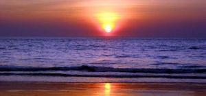 Какое море омывает ГОА