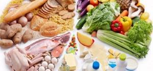 Каково значение белков, жиров и углеводов в рационе