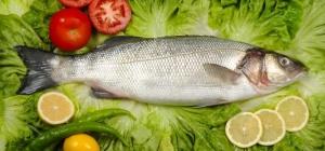 Какая рыба самая низкокалорийная