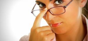Как восстановить зрение методом Жданова