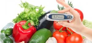 Какие продукты можно есть при диабете