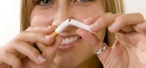 Способы отказа от курения