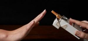 Чем может быть опасно курение при беременности