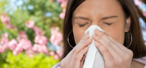 Как избавиться от аллергии во время беременности