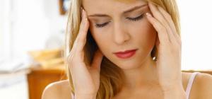 Как уменьшить спазмы при головной боли народными средствами