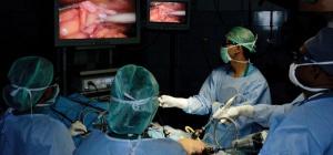 Под каким наркозом делается лапароскопия