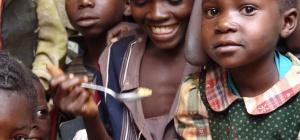 Как опухают от голода