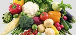 Как припустить овощи
