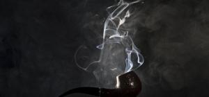 В чем вред курения трубки