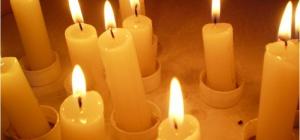 Как приворожить по свече