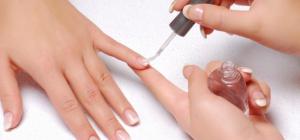 Как покрывать ногти гелем