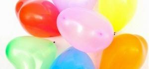 Какие шары выбрать для украшения помещения