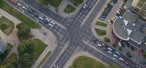 Как пропускать на перекрестке