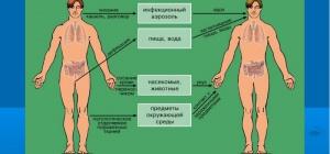 Как можно передать болезнь