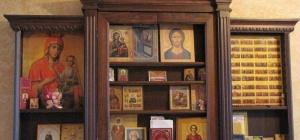 Перед какой иконой молиться за упокой