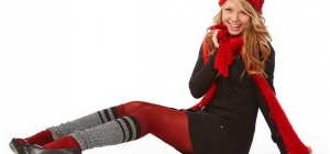 Как носить гетры женщине за 30