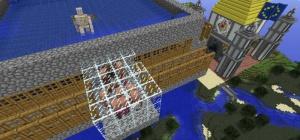 Как в игре minecraft сделать ферму железа