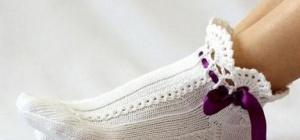 Чем отбелить детские белые носочки