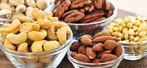 Почему нужно обязательно есть орехи