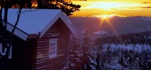 Как встречают Новый год в Норвегии