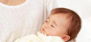 Как берут кровь из вены у грудного ребенка