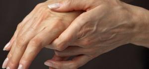 Почему болят пальцы по утрам