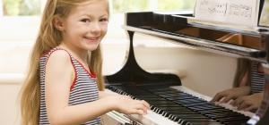 Ваш ребенок и музыкальная школа