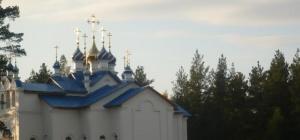 Среднеуральский женский монастырь - обитель чудес