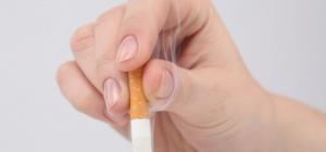 Чем можно заменить сигарету в период отвыкания