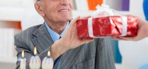Какой подарок дедушке на день рождения сделать своими руками