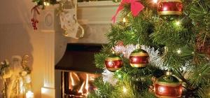 Как нарядить елку в старинном стиле на Старый Новый Год