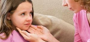 Как протекает лакунарная ангина у детей