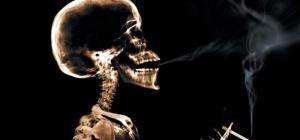 Как выглядит человек, который курит