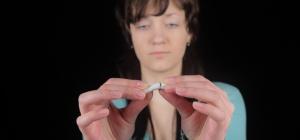 Почему хочется курить