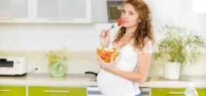 Как во время беременности не потолстеть: составляем правильное меню