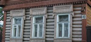 Как украсить окна наличниками