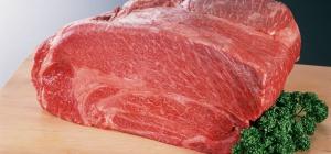 Как разморозить мясо