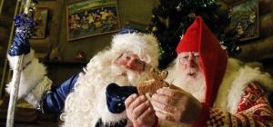 Чем отличается Санта-Клаус от Деда Мороза