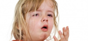 Почему возникает кашель у ребенка