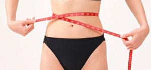 Как убрать жир с боков за неделю