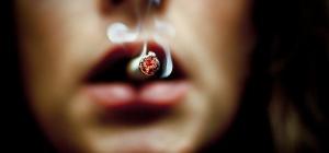 Как отражается курение на здоровье и внешности девушки