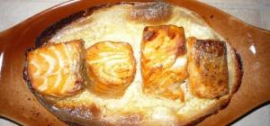 как приготовить рыбу красную в духовке рецепты