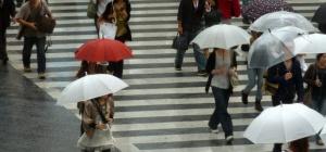 Как нарисовать человека под зонтом поэтапно