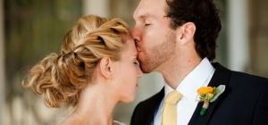Оригинальные идеи для свадебной прически