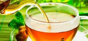 Можно ли похудеть на зеленом чае с имбирем