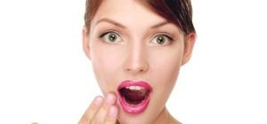 Как снять воспаление слизистой рта