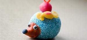 Какую поделку сделать из шарикового пластилина